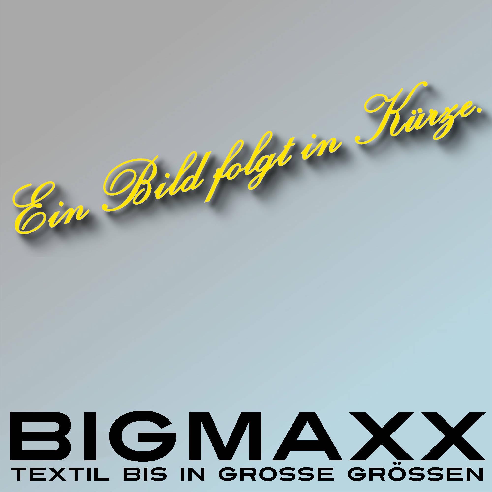 KARIBAN Herren Langarm T-Shirt mit V-Ausschnitt V-Neck in 19 Farben Gr S bis 4XL